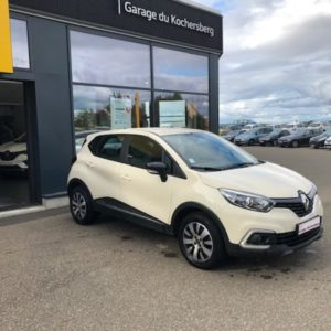 RENAULT Captur 0.9 TCe 90ch energy Business Essence boîte Manuelle 5 vitesses.