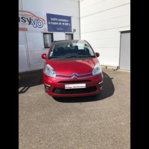 CITROEN C4 Picasso 1.6 e-HDI 110ch FAP Exclusive BMP6 Diesel boîte Rob simple embray 6 vitesses.